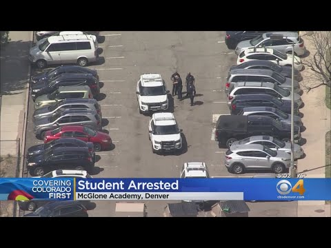 Call Of Student With Weapon At McGlone Academy