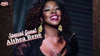 Roz Happy Hour Conversation with Original Soul Jazz Flutist Althea Rene