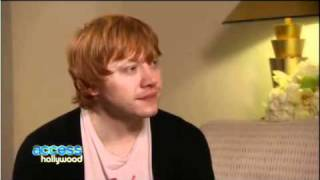 Access Hollywood Extended Interview with Rupert Grint