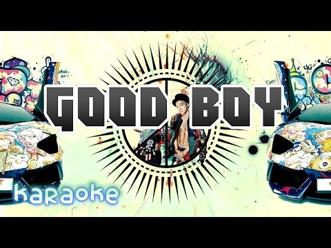 GD X Taeyang - Good Boy [karaoke]