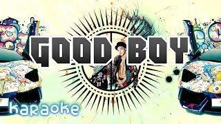 GD x Taeyang - Good Boy [karaoke]