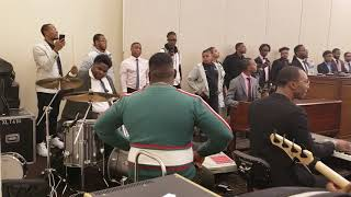 Pentecostal Power - Featuring Vincent Bohannon and the IYC at Youth church
