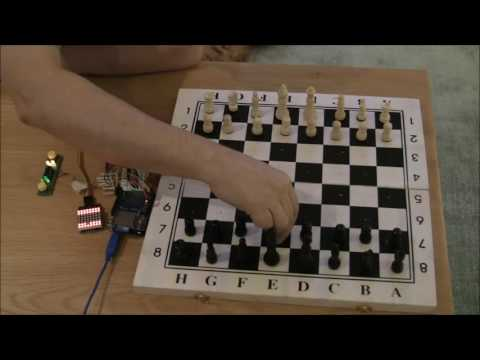 Smart Chess board   Arduino project