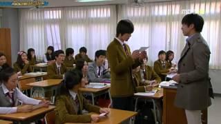 مسلسل قبلة مرحة مترجم الحلقة 5
