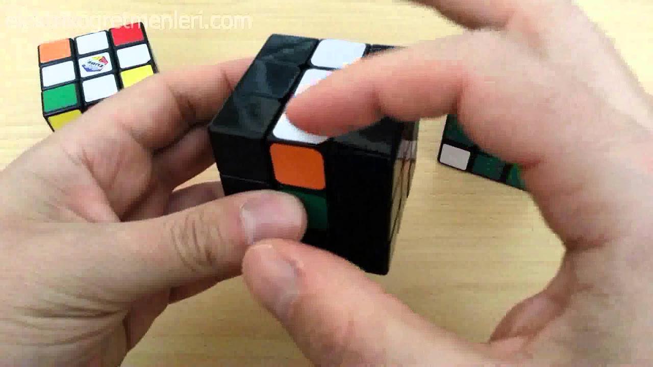 Rubik Küpte Artı(+) Yapmak (Başlangıç Seviyesi 1)