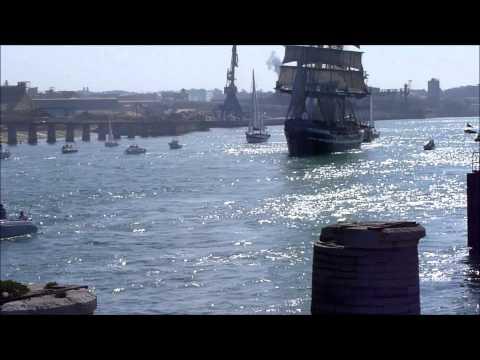 Escales marines Bayonne 24 06 2012