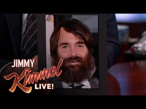Will Forte on His Amazing Beard