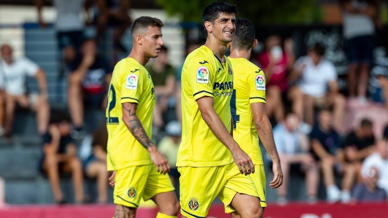 Resumen Villarreal CF 3 - 0 West Brom Albion