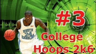 College Hoops 2k6 The Easiest 1,000 GamerScore ! [HD]