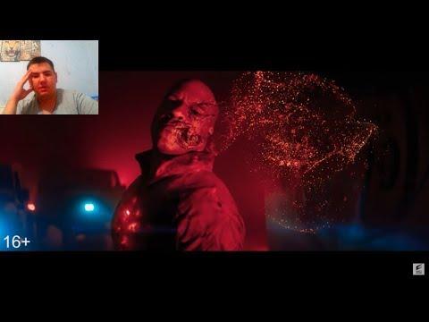 Тройная реакция на Чёрная Вдова, Бладшот, Resident Evil 3 Remake