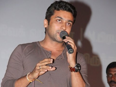 Actor Surya's Tuticorin Centiment