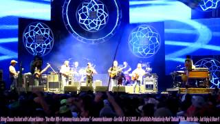 String Cheese Incident with Leftover Salmon - One After 909 into Suwannee Voodoo Jamboree