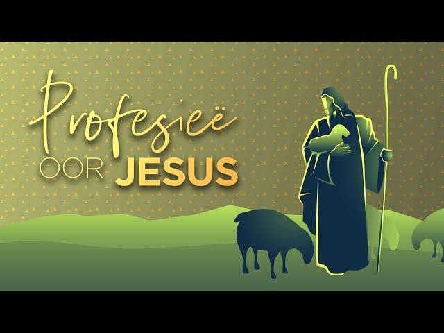 Profesieë oor Jesus | Ritmia Erediens - 22 November
