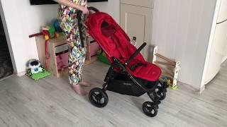 Прогулочная коляска Valco Baby Snap 4. Плюсы и минусы