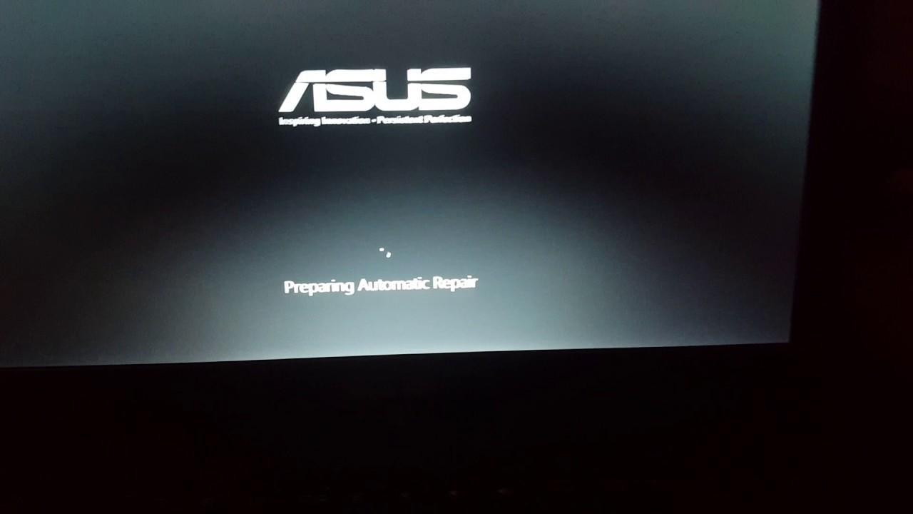 Asus Motherboard Boot Loop