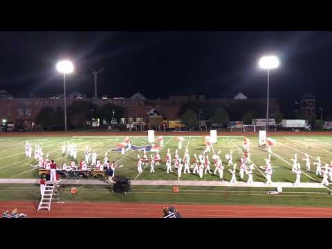 Everett Crimson Tide Marching Band NESBA 2018 @Medford MA😃 The Cosmos: The Search for the Unknown