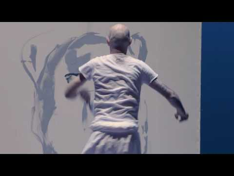 Performance, Live Painting Hommage to a Great Woman | Franck Bouroullec | TEDxLausanneWomen