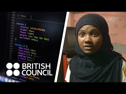 Nila (Bangladesh): Coding classes gave me a brighter future