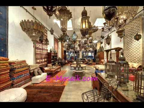 E-Mosaik.com Moroccan Store in Los Angeles CA