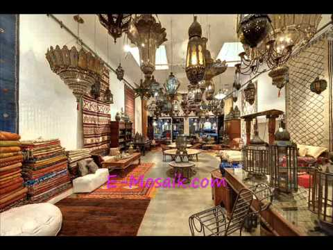 E Mosaik Moroccan Store In Los Angeles Ca Youtube