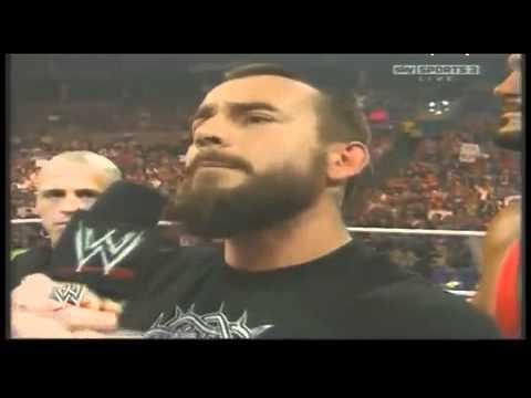 WWE Raw 8/30/10 Part 8/12 (HQ+900th...