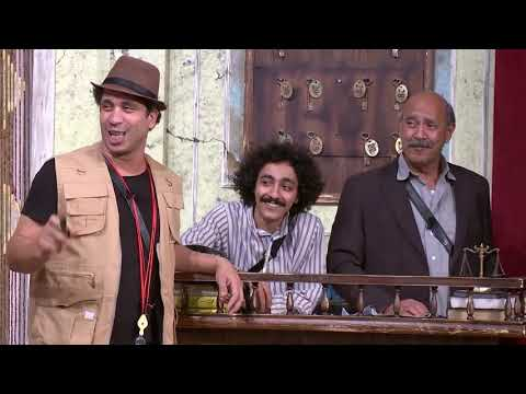 """أشرف عبد الباقي وقع الفرقة والناس من الضحك في إعلان """"اللوكاندة"""" #اللوكاندة - Synergy تامر مرسي"""