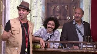 أشرف عبد الباقي وقع الفرقة والناس من الضحك في إعلان