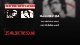 Blues section club