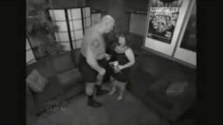Big Show Kiss Vickie Guerrero