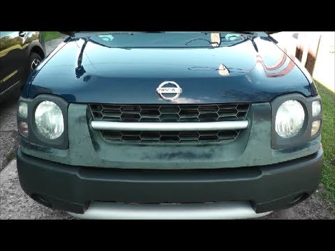 faded nissan xterra grille quick fix youtube faded nissan xterra grille quick fix