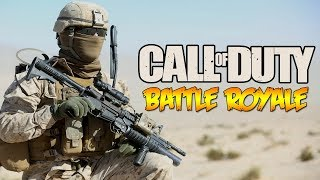OFFICAL CALL OF DUTY BATTLE ROYALE GAMEPLAY (pls have this in Black Ops 4)