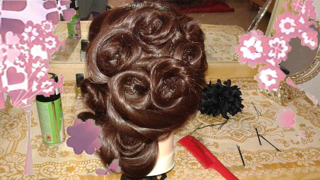 Peinados Faciles Y Rapidos Para Fiestas De Noche Para Cabello