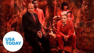 Jon Lovitz is Alan Dershowitz in hell on 'SNL' | USA TODAY
