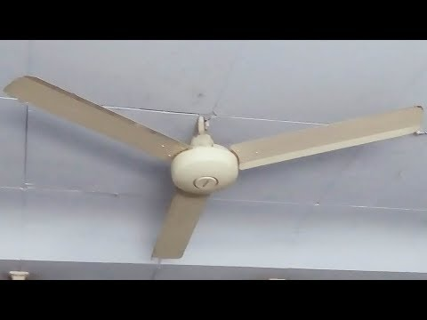 National industrial ceiling fan