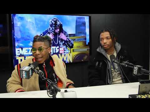EmEz - Yvng Swag and Yellow Zoo On New Music; Wild 'N Out & Fashion Nova Men!