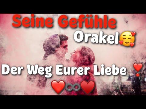 """Seine Gefühle💞 Liebesorakel """"Der Weg Eurer Liebe💘 Reading"""" Seelenpartner Dualseelen Orakel"""