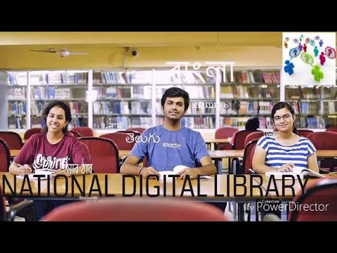 National digital Library(NDL) of India   Ministry of Human Resource.