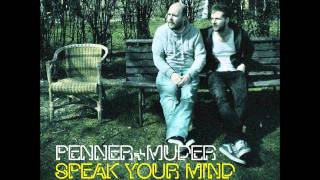 Penner + Muder - Speak Your Mind (Original 12-inch Mix)
