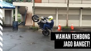 Yamaha Xabre Freestyle by Wawan Tembong