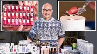 Inside Jessica Alba's Makeup Artist's 300+ Item Makeup Kit | Kits Tours | Allure