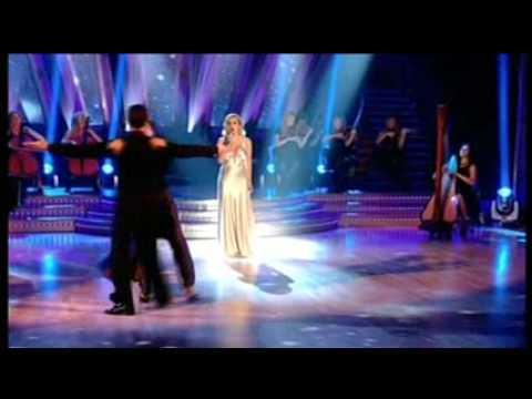 I Believe - Katherine Jenkins - Strictly Come Dancing - September 19 2009