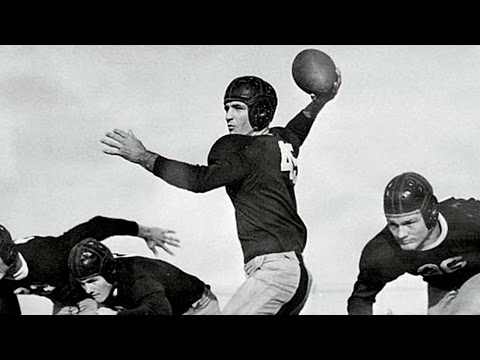 TCU, Sammy Baugh Win First Cotton Bowl | Cotton Bowl Classic 1937