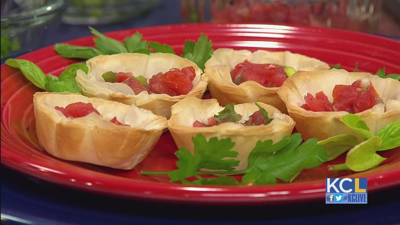 Kcl easy appetizer and dessert recipes perfect for 4th for 4th of july appetizers and desserts