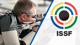 50m Rifle Prone Men Final - 2016 ISSF Rifle and Pistol  World Cup in Bangkok (THA)
