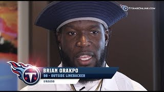 connectYoutube - Brian Orakpo on Changes in Nashville: