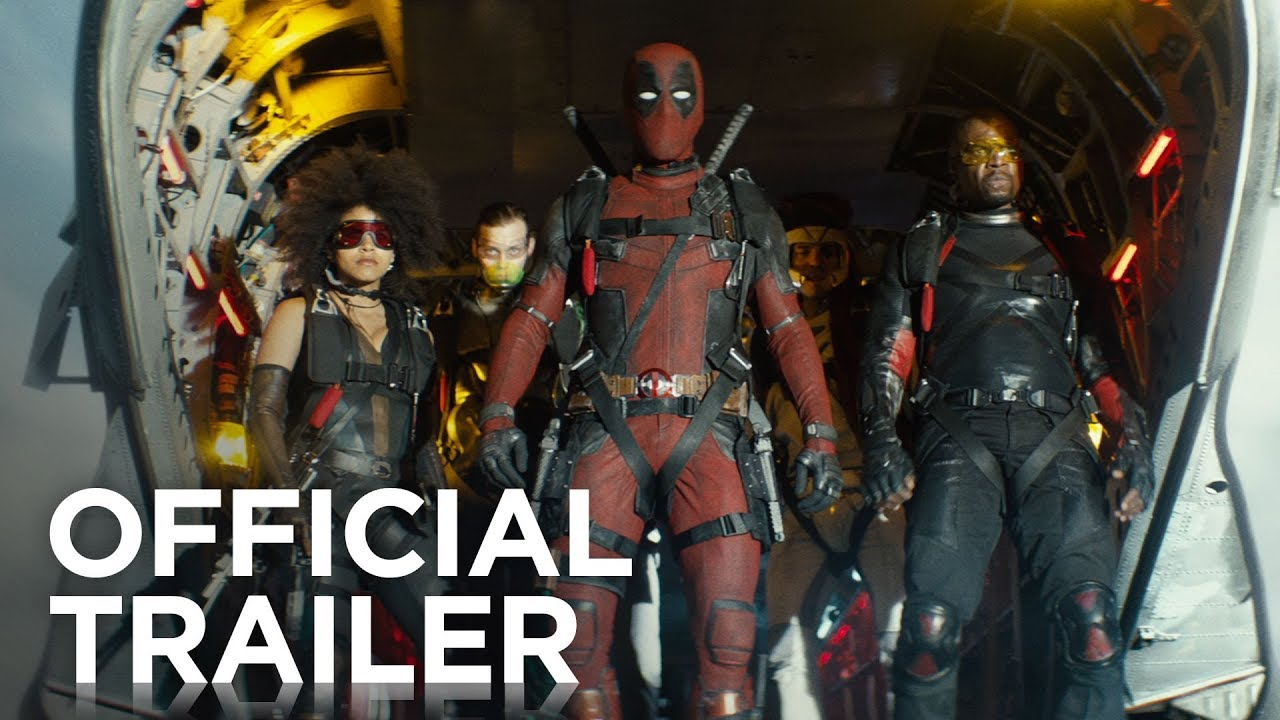 Deadpool 2 Online Movie Trailer