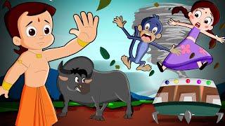 Chhota Bheem - The Tornado Attack | बवंडर का असली तमाशा | Adventure Videos for Kids in हिंदी