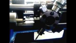 Capstan Lathe with Neri CNC System - Single Axis.wmv