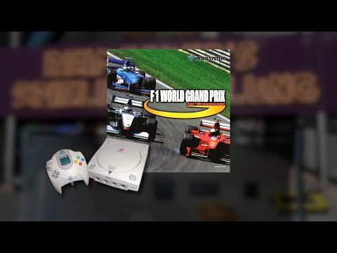 Gameplay : F1 World Grand Prix [Dreamcast]