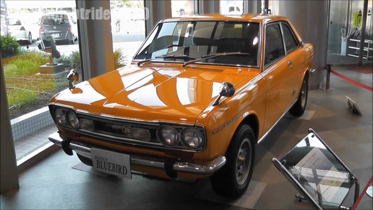日産 ダットサンブルーバード 1800 Sssクーペ Kh510型 昭和45 1970 年式 Youtube